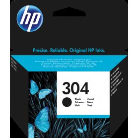 ORIGINAL Cartuccia HP Inkjet N9K06AE HP 304 Nero 120 Pagine