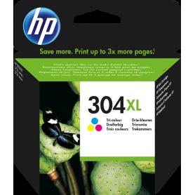 ORIGINAL Cartuccia HP Inkjet N9K07AE HP 304XL Colore 300 Pagine