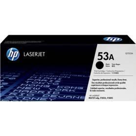 ORIGINAL HP toner nero Q7553A 53A ~3000 Seiten