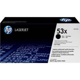 ORIGINAL HP toner nero Q7553X 53X ~7000 Seiten