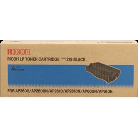 ORIGINAL Ricoh toner nero 400760 Typ 215 ~20000 Seiten