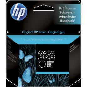ORIGINAL HP Cartuccia d'inchiostro nero C9362EE 336 ~220 Pagine 5ml