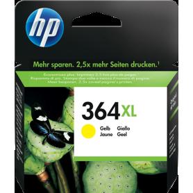ORIGINAL HP Cartuccia d'inchiostro nero ~550 pagine 356XL BK