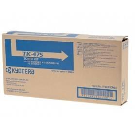 ORIGINAL Kyocera toner nero TK-475 1T02K30NL0 ~15000 Pagine