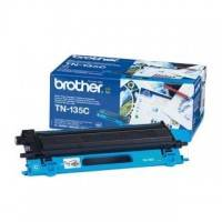 ORIGINAL Brother toner ciano TN-135c  ~4000 Seiten