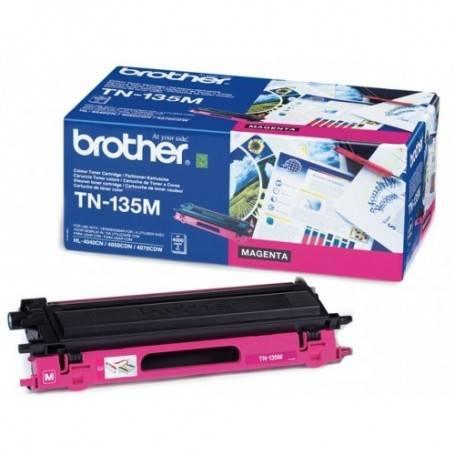 ORIGINAL Brother toner magenta TN-135m  ~4000 Seiten