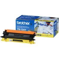 ORIGINAL Brother toner giallo TN-135y  ~4000 Seiten