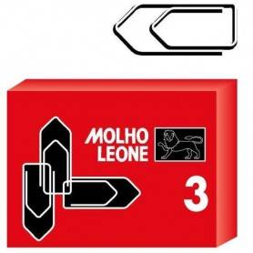 FERMAGLI ZINCATI LEONE 3 mm28  Confezioni 10