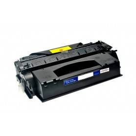 ORIGINAL HP toner nero Q7553X 53X ~7000 Copie