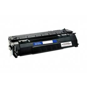 ORIGINAL HP toner nero Q7553A 53A ~3000 Pagine