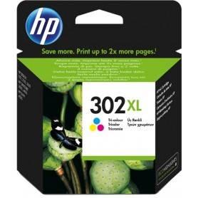 Cartuccia HP 302XL Colore Originale 330 Pagine