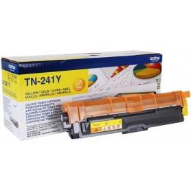 ORIGINAL Toner Brother TN-241Y Giallo 1400 Pagine