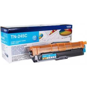 ORIGINAL Toner Brother  TN-245C  Ciano 2200 Pagine