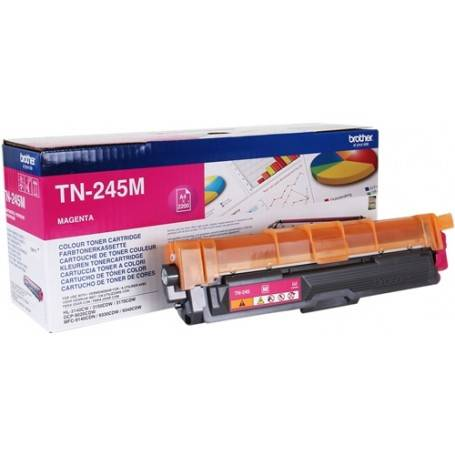 ORIGINAL Toner Brother  TN-245M  Magenta 2200 Pagine