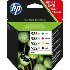 Cartucce d'inghiostro Serie Colori  bk/c/m/y C2P42AE 932 XL / 933 XL 1x cartuccia HP 932XL + 3x cartucce HP 933XL: c +m +y  HP
