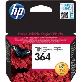Cartuccia HP d'inchiostro nero FOTOGRAFICO CB317EE 364 ~250 Originale