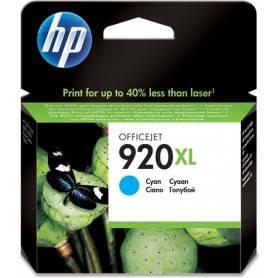 Cartuccia HP d'inchiostro ciano CD972AE 920XL ~700 Pagine