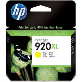 Cartuccia HP d'inchiostro giallo CD974AE 920XL ~700 Pagine