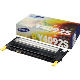 ORIGINAL Samsung toner giallo CLT-Y4092S  ~1000 Seiten