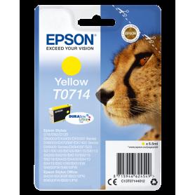 Cartuccia Epson magenta T0714 C13T07144012 - 415 Pagine Originale