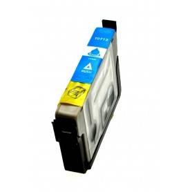Cartuccia Epson ciano T0712 C13T07124012 - 345 Pagine Originale