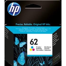 Cartuccia HP d'inchiostro colore C2P06AE 62 ~165 Pagine Originale