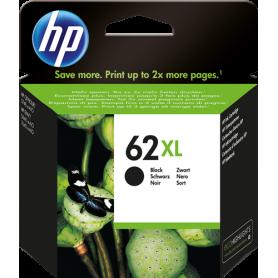 Cartuccia HP d'inchiostro nero C2P05AE 62 XL ~600 Pagine Originale
