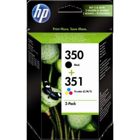 ORIGINAL HP Cartuccia d'inchiostro nero CB338EE  351XL ~ Pagine 580 ink cartridge, Alta capacità