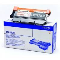 Toner Brother TN-2220 Nero 2600 Pagine Originale