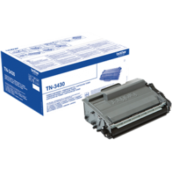 ORIGINAL BROTHER Toner TN-3430 nero 3000 Pagine
