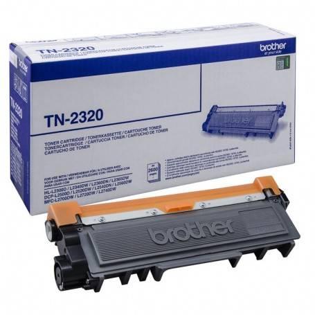 Toner Brother TN-2320 Originale Nero 2600 Pagine