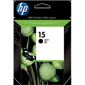ORIGINAL HP Cartuccia Inkjet nero C6615DE 15 - 500 Pagine 25ml