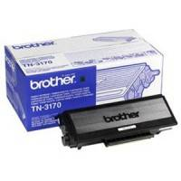 ORIGINAL Brother toner nero TN-3170  ~7000 Seiten