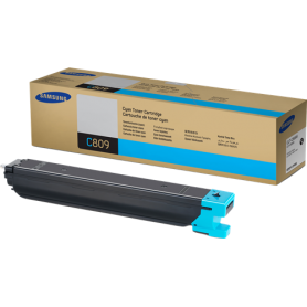ORIGINAL Samsung toner  CLT-C809S Ciano 15000 Copie
