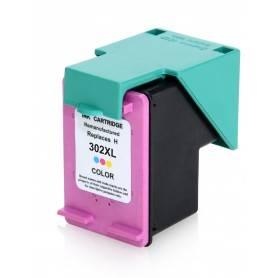 ORIGINAL  Cartuccia HP 302XL Colore  330 Pagine