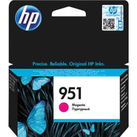 ORIGINAL Cartuccia HP Ink jet CN051AE 951 Magenta 700 Pagine