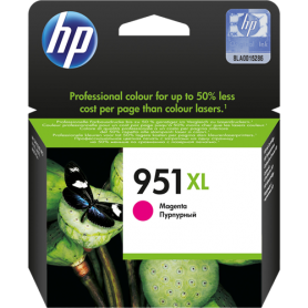 ORIGINAL Cartuccia HP Ink jet CN047AE 951XL Magenta 1500 Pagine