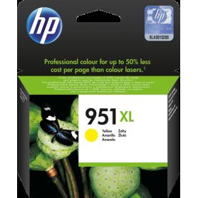 ORIGINAL Cartuccia HP Ink jet CN048AE 951XL Giallo 1500 Pagine
