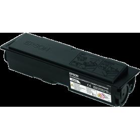 ORIGINAL Toner Epson  C13S050583 S050583 Nero 3000 Pagine