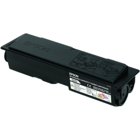 ORIGINAL Toner Epson  C13S050585 S050585 Nero 3000 Pagine cartuccia di stampa riutilizzabile