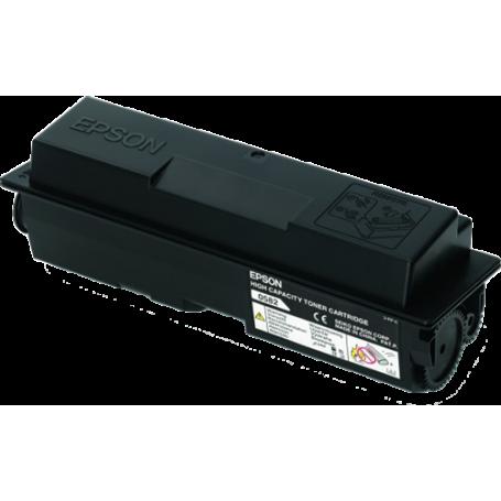 ORIGINAL Toner Epson C13S050584 S050584 Nero 8000 Pagine cartuccia di stampa riutilizzabile