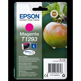 ORIGINAL Cartuccia Epson Inkjet C13T12934012 Magenta T1293 470 Pagine