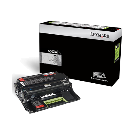 ORIGINAL Fotoconduttore Lexmark 50F0Z00 500Z Nero 60.000 Pagine
