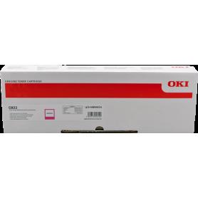 ORIGINAL Toner OKI 44844614  Magenta 7300 Pagine