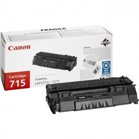 ORIGINAL Canon toner nero 715 1975B002 ~3000 Seiten