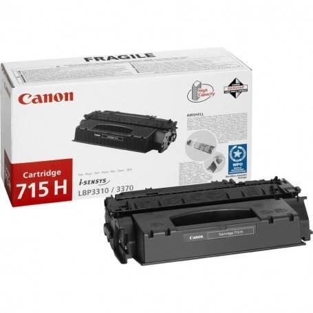 ORIGINAL Canon toner nero 715h 1976B002 ~7000 Seiten alta capacit?