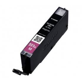 COMPATIBILE Cartuccia Inkjet Canon CLI-551m XL 6445B001 Magenta 11ml