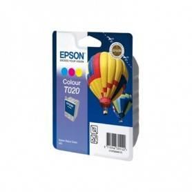 ORIGINAL Cartuccia Inkjet Epson C13T02040110 T020 Colore 35ml