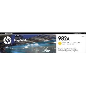 ORIGINAL Toner HP T0B24A HP 982A Giallo 8000 Pagine