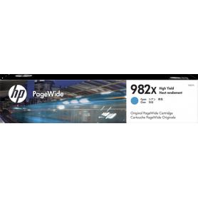 ORIGINAL Toner HP T0B27A HP 982X Ciano 16000 Pagine